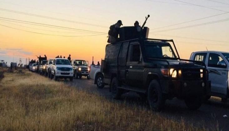 Haşdi Şabi: IŞİD, Irak'ta Dışarıdan Yardım Alıyor