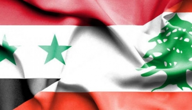 Lübnan'dan Üst Düzey Bir Heyet Suriye'de