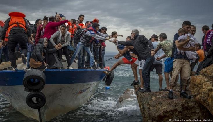 AB, Yunanistan'dan Sığınmacıların 'Geri İtildiği' İddialarını Araştırmasını İstedi
