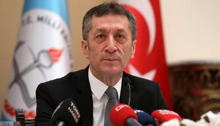 Milli Eğitim Bakanı Ziya Selçuk'tan Milyonları İlgilendiren Açıklama