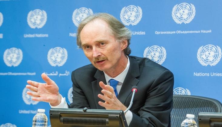 BM'den Suriye İçin Yeni Çözüm Formatı Önerisi