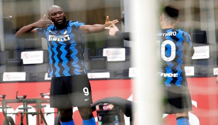 Milano Derbisini Inter Kazandı; Lukaku Tarihe Geçti