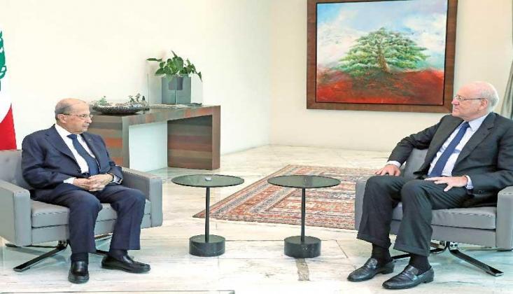 Lübnan'da Yeni Hükümete 4 Milyar Dolar Destek
