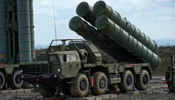 Rusya: Türkiye İle Ek S-400 Sevkiyatına İlişkin Görüşmeler Devam Ediyor