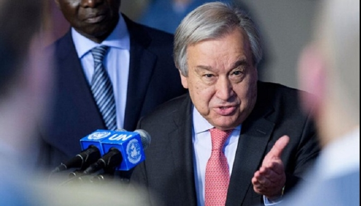 BM: Çatışmalar Bir An Önce Dursun