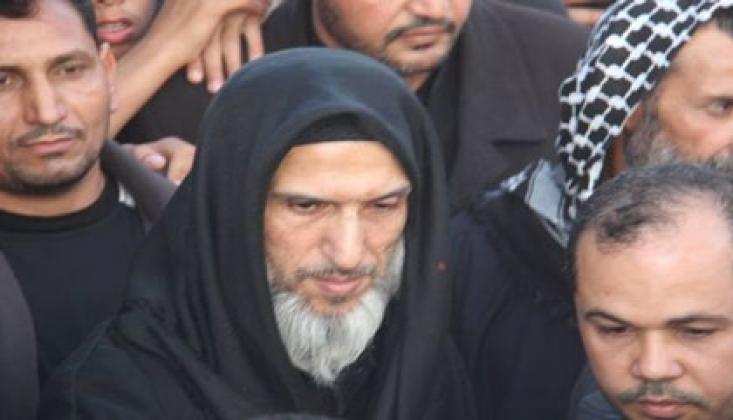 Mahmud el-Sarkhi Tutuklandı