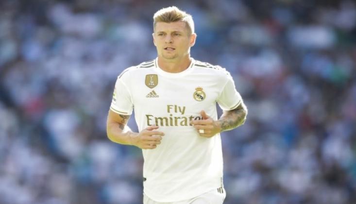 Real Madrid'de Sakatlıklar Bitmiyor!
