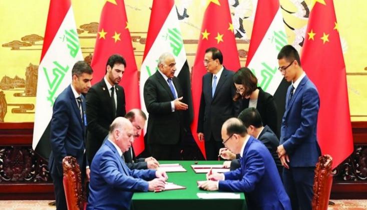 Çin Irak'ın En Büyük İkinci Ticaret Ortağıdır