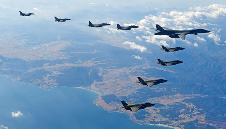 'ABD, Rusya'ya Baskı İçin Norveç'e Bombardıman Uçaklarını Yerleştiriyor'