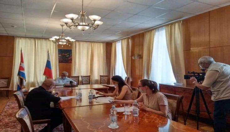 Rus Büyükelçi: ABD Küba'ya Karşı Pandemi Sürecini Kullanıyor