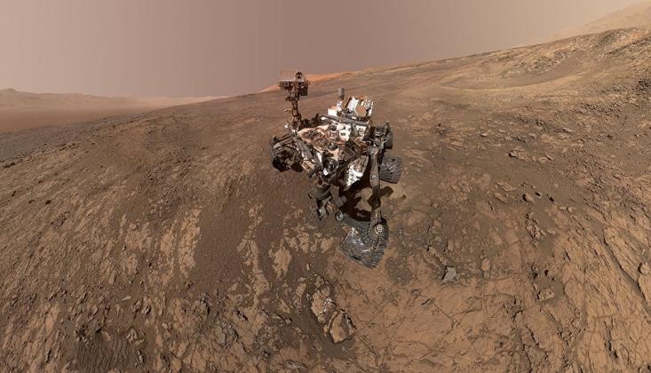 Mars'ın Fotoğraflarını İnceleyen Böcek Bilimci: Yaşam Olduğunu Kanıtlıyor