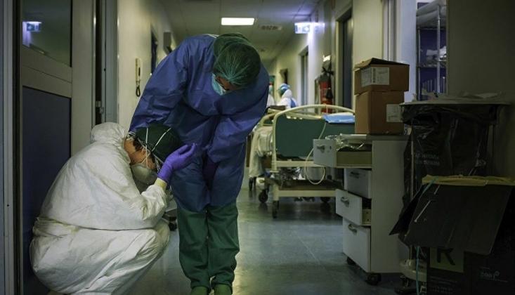 'Mutasyona Uğrayan Virüs' İtalya'ya da Sıçradı
