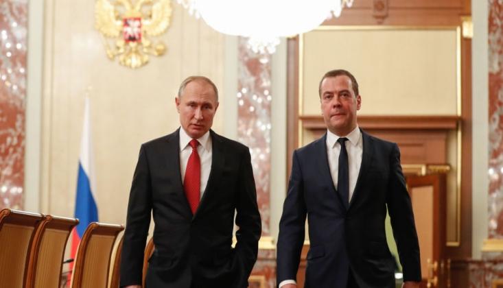 Rusya Başbakanı İstifa Edecek