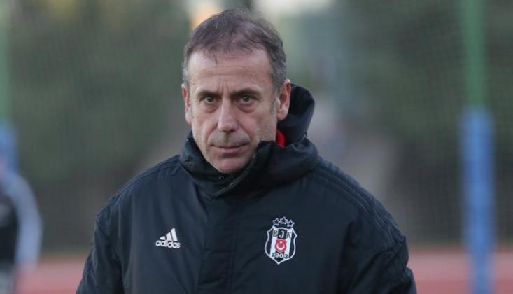 Beşiktaş'ta Abdullah Avcı İle Yollar Ayrıldı