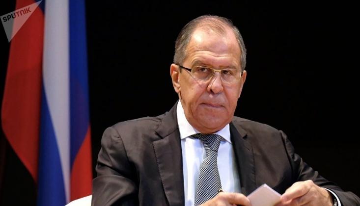 Lavrov, 2012'den Sonra İlk Defa Suriye'de