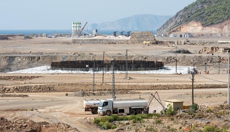 Akkuyu Nükleer Santrali İçin TEİAŞ İle Anlaşma İmzalandı