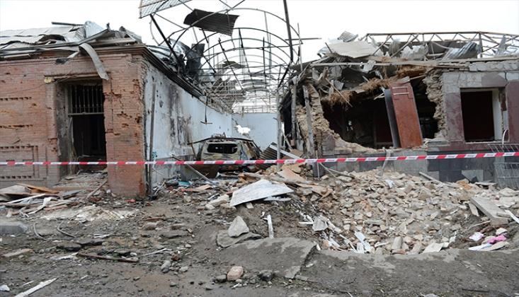 Ermeniler Gence'de 24 Sivili Öldürdü /VİDEO