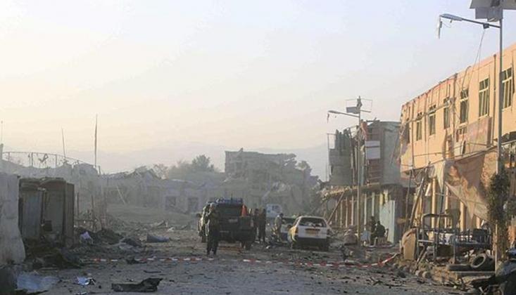 Afganistan'da Cuma Namazında Bombalı Saldırı: 12 Ölü
