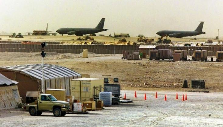 Irak'taki ABD Askeri Üssüne Roket Saldırısı