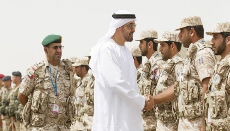 Yemen'i Parçalama Projesi; Planlamak İngiltere'den Uygulamak BAE'den