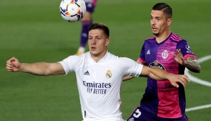 Real Madrid Tek Golle 3 Puanı Aldı