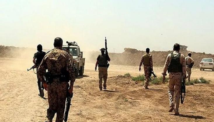 Erbain Merasimine Saldırı Planlayan IŞİD Lideri Yakalandı