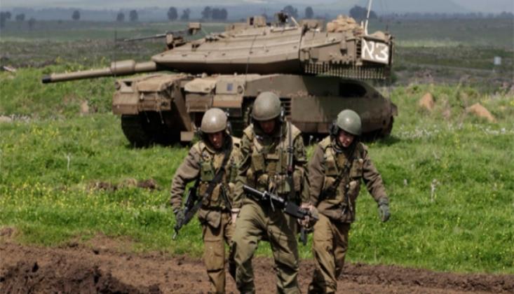 Siyonist Rejim Golan'ın Doğal Kaynaklarını Yağmalıyor