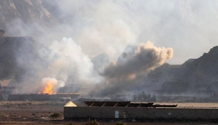 Suudi Savaş Uçakları Ma'rib'e Bomba Yağdırdı: Bir Ayda 273 Saldırı
