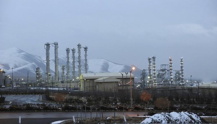 İran: Arak Reaktörü Yeniden Faaliyete Geçecek