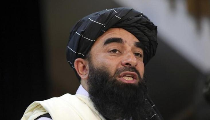 Taliban, ABD'nin Hava Saldırılarını Kınadı