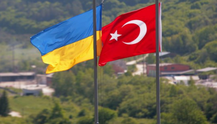 Ukrayna, Türkiye'ye Nota Verdi !