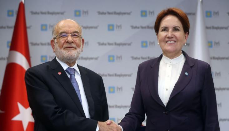 Karamollaoğlu ve Akşener'den Erken Seçim Açıklaması
