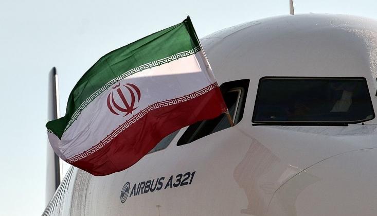 İran'da Uçak Kazası