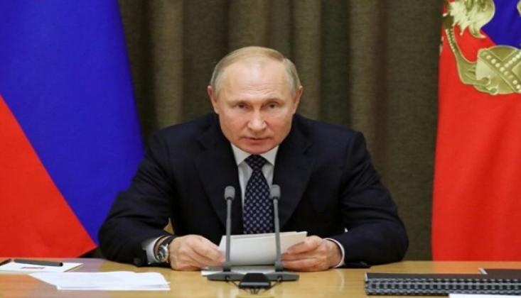 Putin: Sovyetler Birliği Yıkıldı Ama NATO Genişliyor