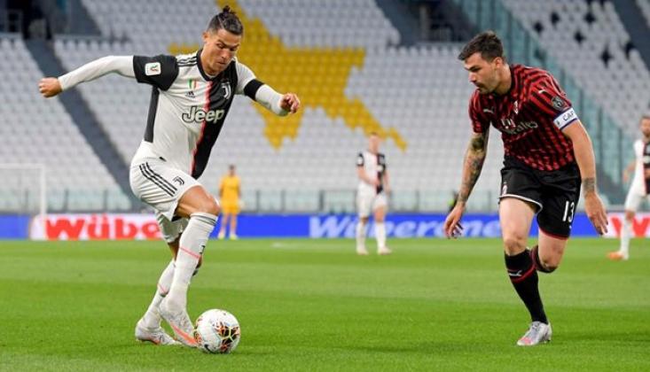 İtalya Kupası'nda Juventus Finalde