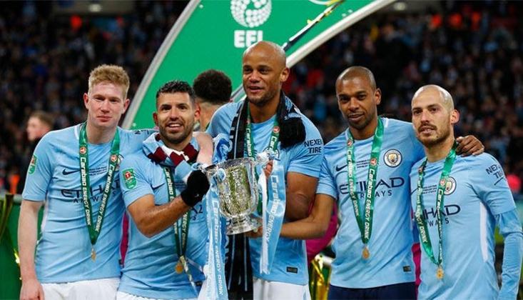 Kupanın Sahibi Manchester City Oldu