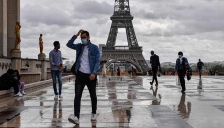 Fransa'da Vaka Sayısı 12 Bin 148