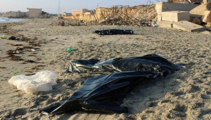 Akdeniz'de 55 Kişinin Cansız Bedenine Ulaşıldı