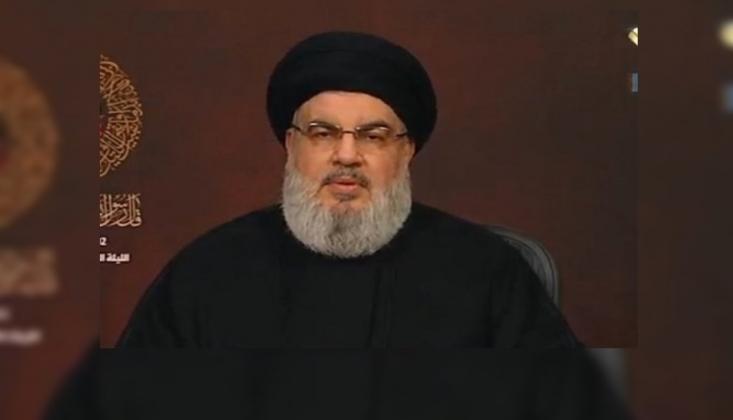 Hasan Nasrallah'tan Kasım Süleymani Mesajı
