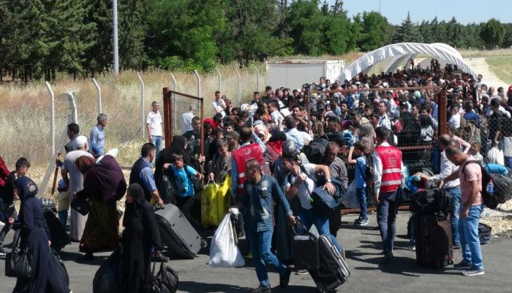 AK Partili Uslu: Suriyelilere Maaş Verilmiyor, Yardım Yapılıyor