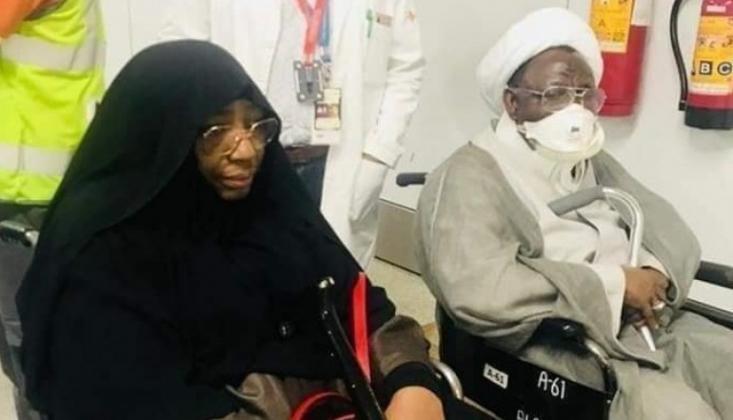 Şeyh Zakzaki'nin Eşi Hastaneye Kaldırıldı