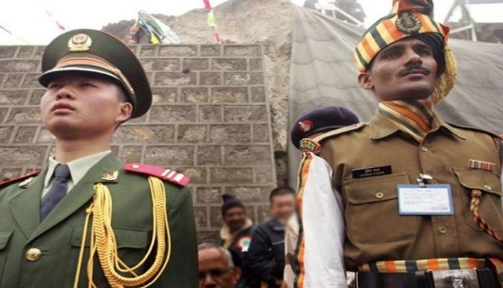 Hindistan ve Çin Çatışmaların Yaşandığı Bölgeden Askerlerini Geri Çekti