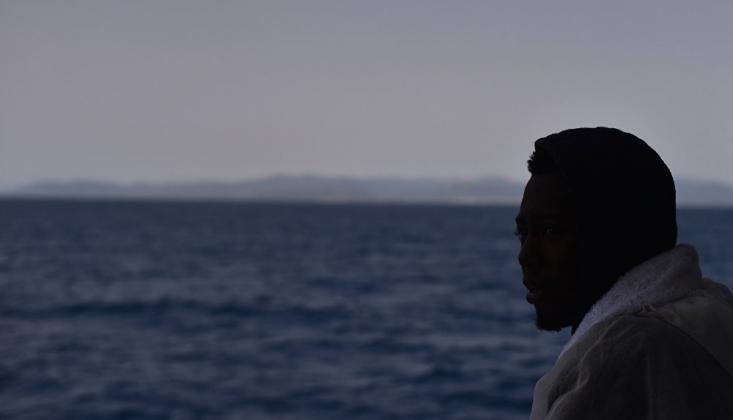 Libya'da 75 Göçmen Gözaltına Alındı