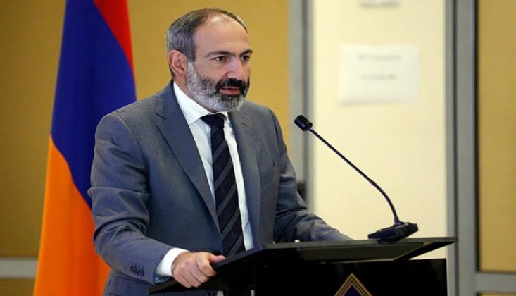 Ermenistan Başbakanından Türkiye Mesajı
