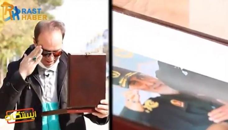 İran Halkının Kasım Süleymani'nin Yüzüğüne Gösterdiği Tepki /VİDEO