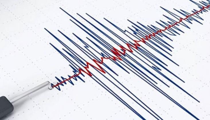 Deprem Ölçüm Cihazını Çaldılar