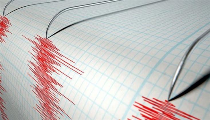 Elazığ'da 4.6 Büyüklüğünde Deprem