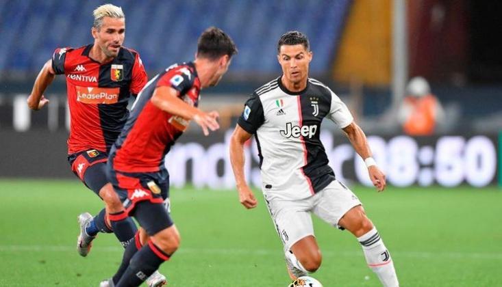 Juventus, Genoa'yı 3 Golle Geçti