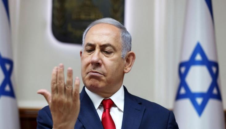 Netanyahu'dan Trump'a Yaptırım Teşekkürü
