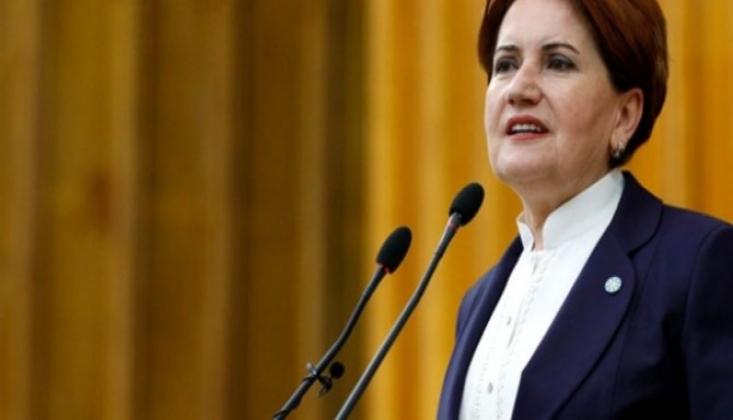 Akşener'den Sivas Kongresi Mesajı